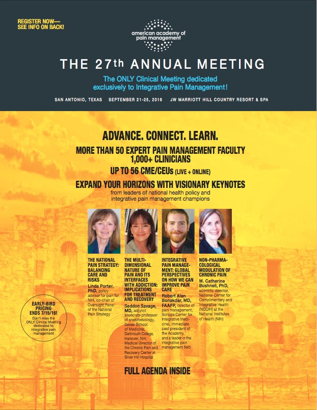27th Annual Meeting Brochure